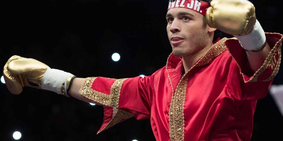 Julio César Chávez Jr. vence a Evert Bravo en su regreso al ring