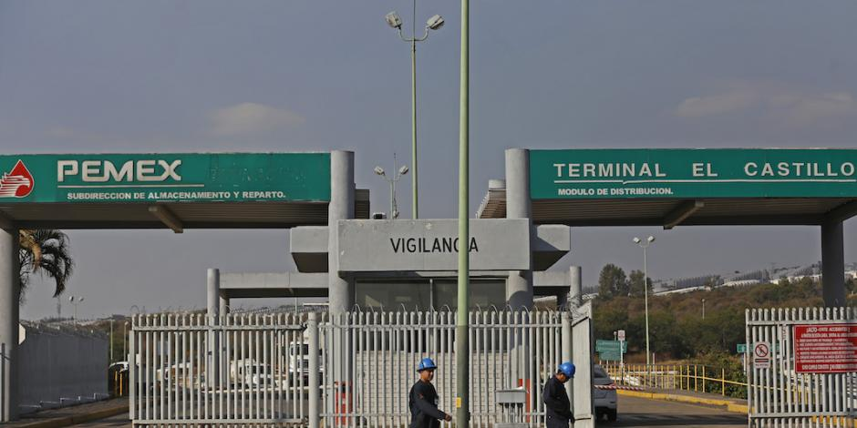 Niega Pemex que importaciones se hayan suspendido