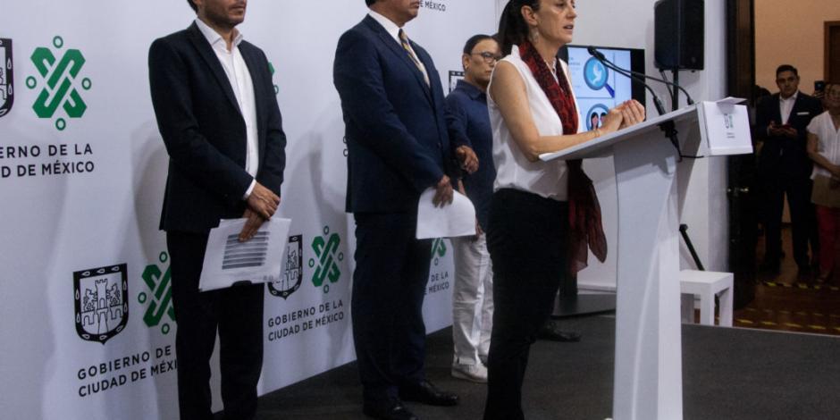 CreanComisión de Búsqueda de Personas Desaparecidas en CDMX