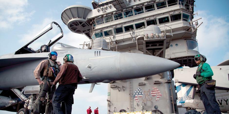Irán tira pacto nuclear; EU manda  mil soldados más a Medio Oriente