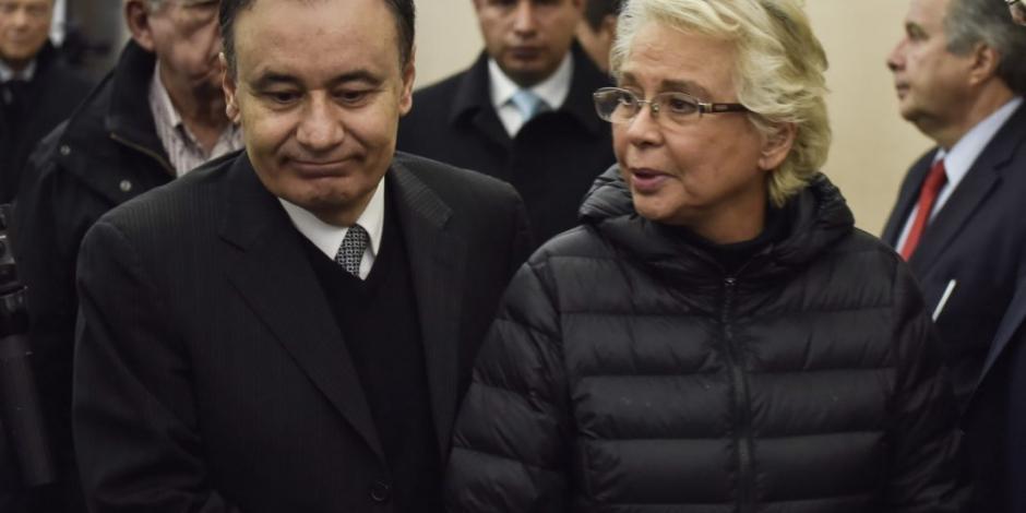 Frena Morena comparecencia de Olga Sánchez y Durazo por crisis migratoria
