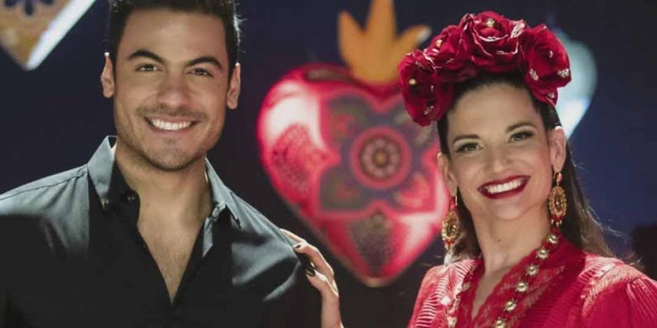 Natalia Jiménez le canta al México de su corazón