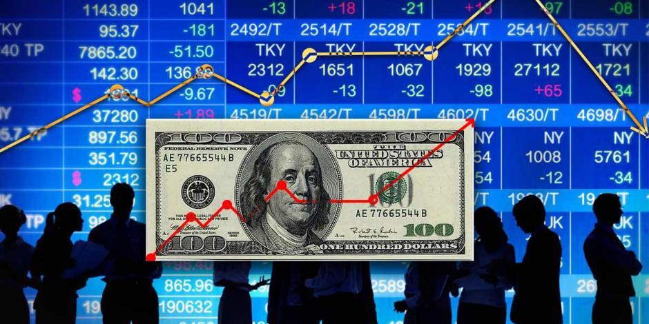 Mercados caen por fantasma de la recesión