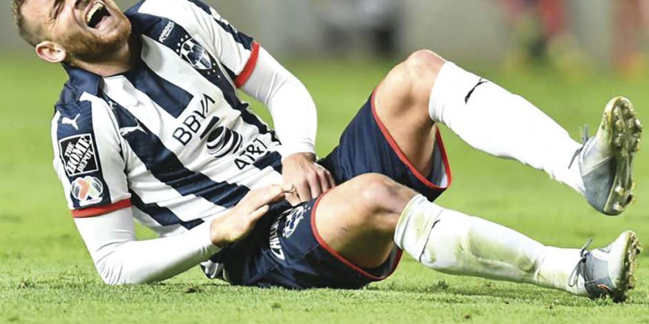 Vincent Janssen se pierde el Mundial de Clubes, con Rayados, por lesión