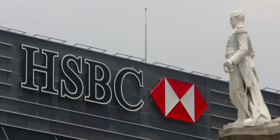 Aumenta utilidad neta de HSBC 30.1% durante el primer semestre de 2019