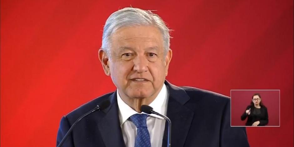 Celebra López Obrador aprobación de reforma para crear Guardia Nacional