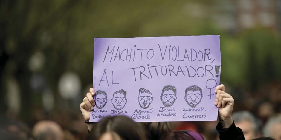 Buscan condena mayor para el caso La Manada