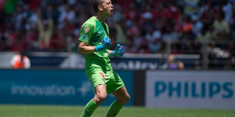 Agustín Marchesín afirma que América remontará serie ante Tigres