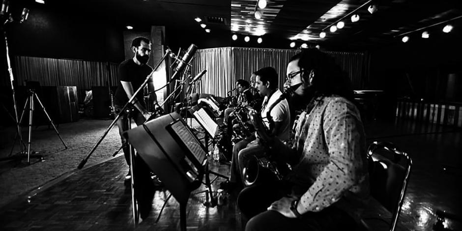 Estrenan pieza que fusiona jazz con sones