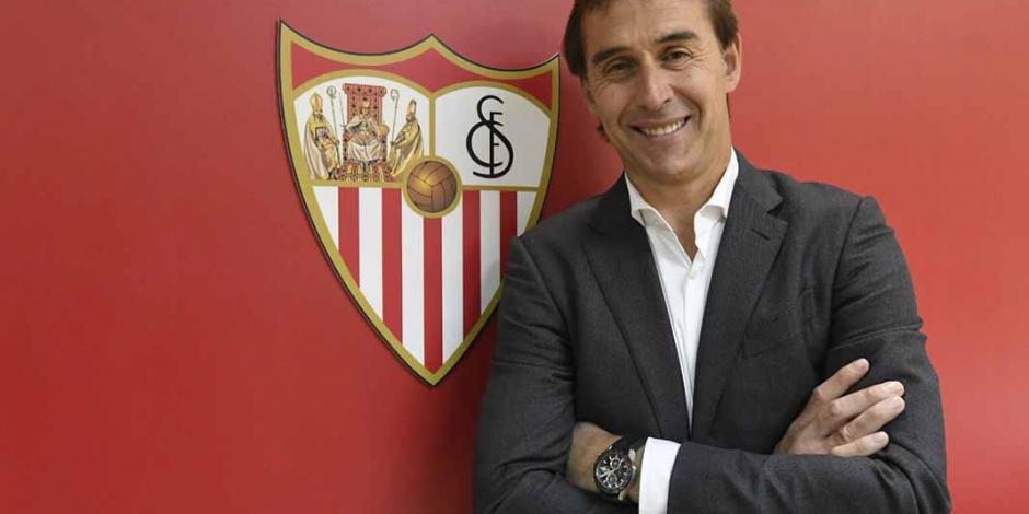 Julen Lopetegui será el nuevo técnico del Sevilla