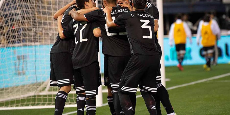 México ya conoce a sus rivales para la Liga de Naciones de la Concacaf