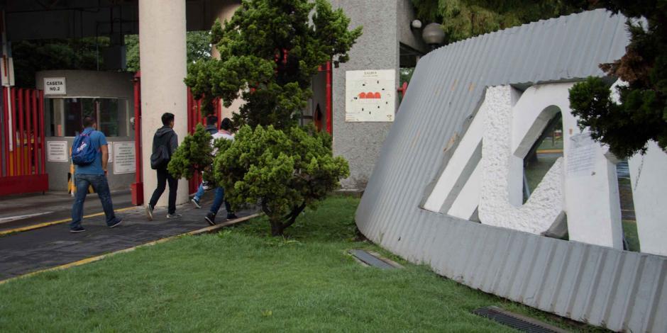 Sindicato de la UAM entrega instalaciones universitarias