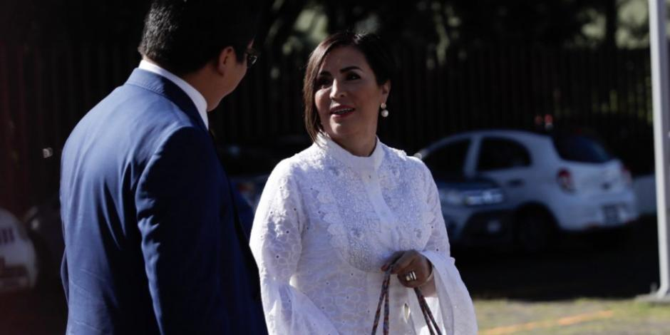 Defensa de Rosario Robles confía en lograr su libertad la próxima semana