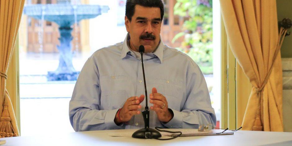 Maduro anuncia regreso del oficialismo al Congreso de Guaidó