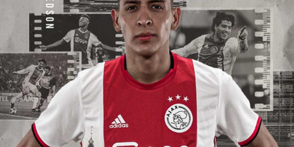 Debut de Edson Álvarez con Ajax, en Champions League