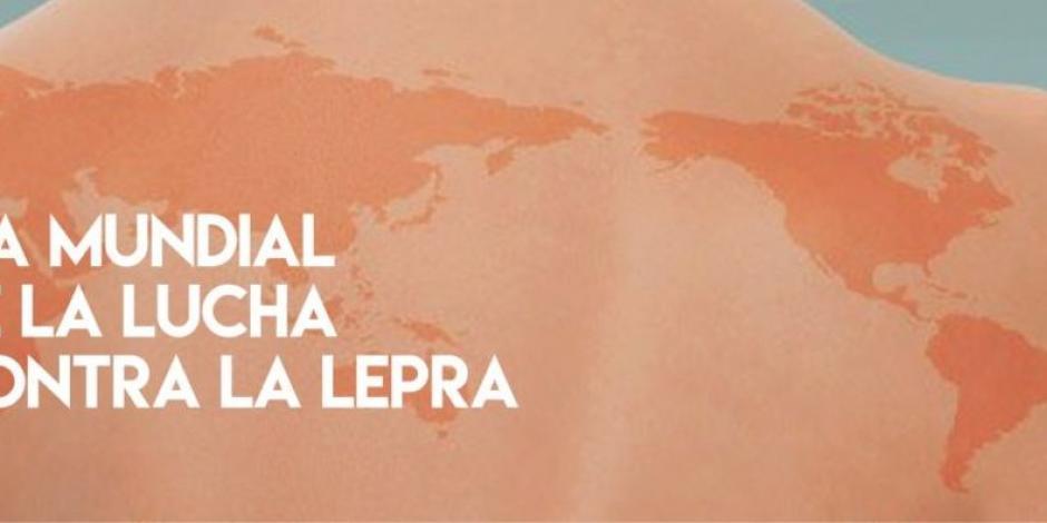 Registra México 102 casos de lepra en 2018; discriminación pone trabas a su erradicación