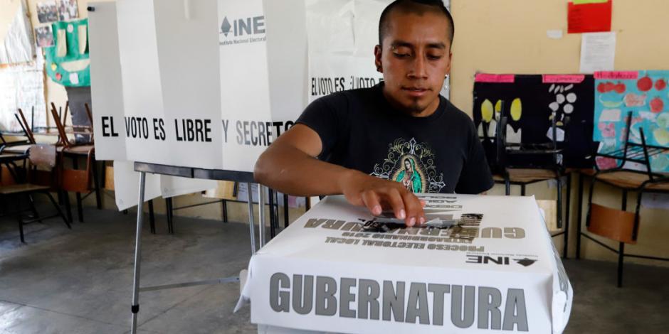 Sin registro de incidentes mayores en jornada electoral: Fepade