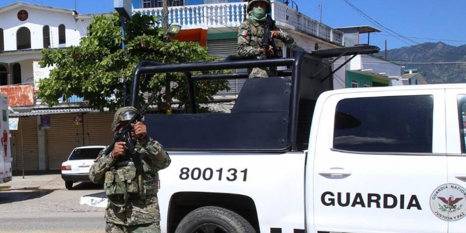 Guardia Nacional apoyará labores del Programa Paisano