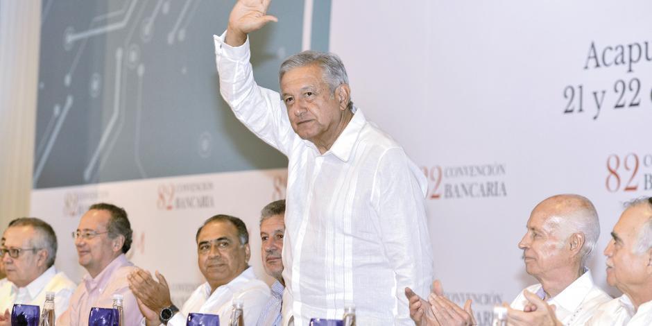 AMLO ofrece no regular comisiones; que sea por competencia, plantea