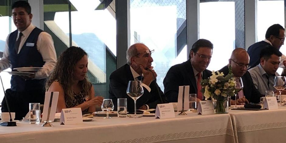 Confía Serra Puche en expansión económica