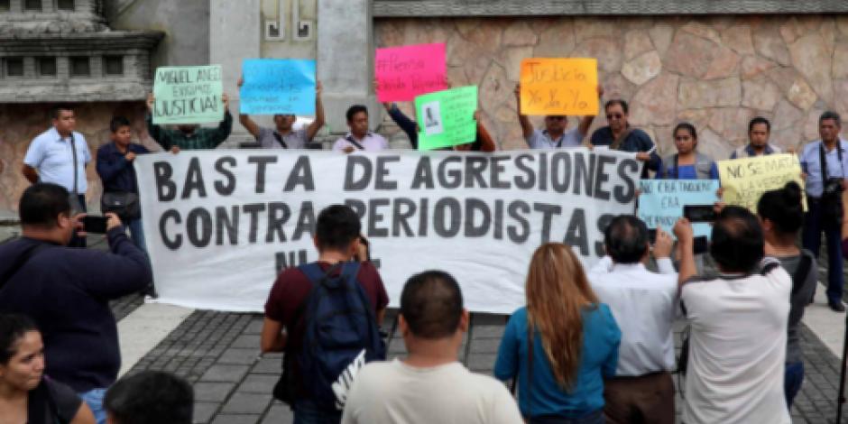 Investigan homicidio de periodista y protegen a su familia en Tabasco