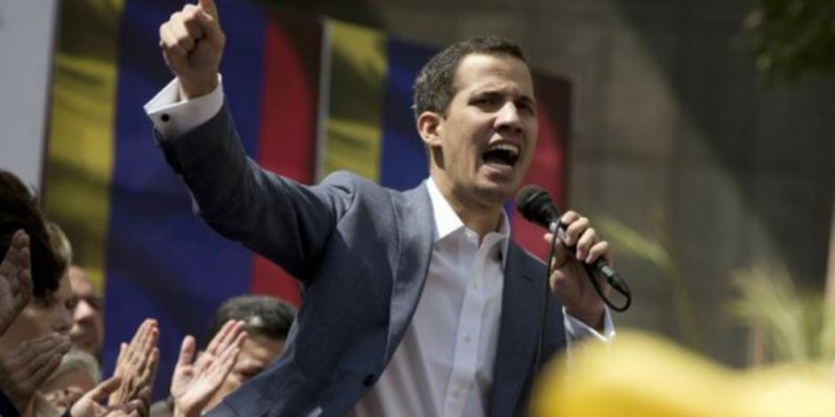 VIDEO: Detienen a presidente de la Asamblea de Venezuela y opositor de Maduro