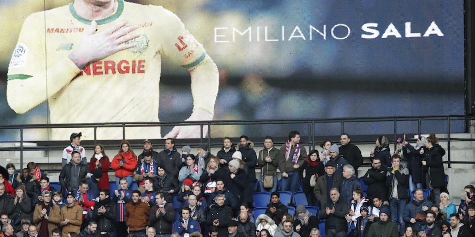 Se guardará minuto de silencio por Emiliano Sala en juegos de Champions