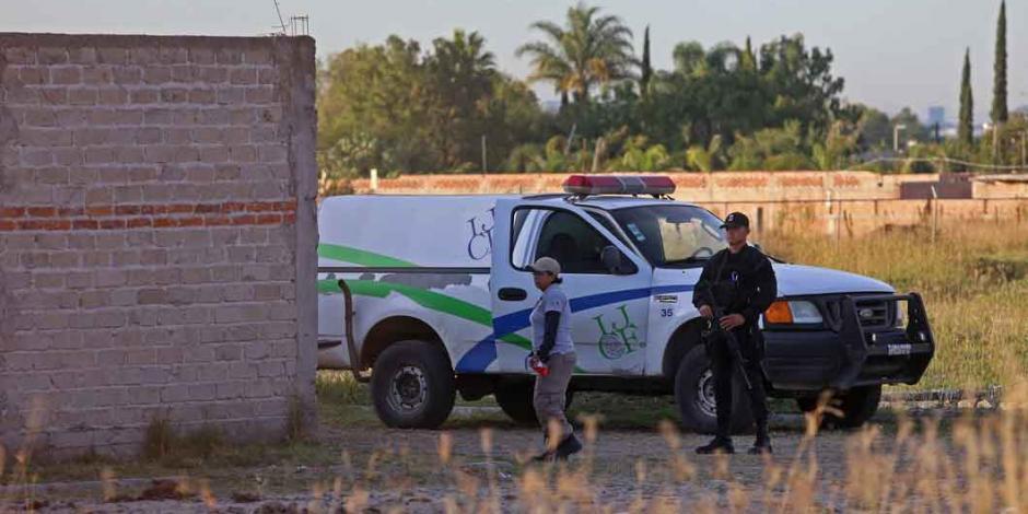 Tlajomulco dispara cifra de exhumados