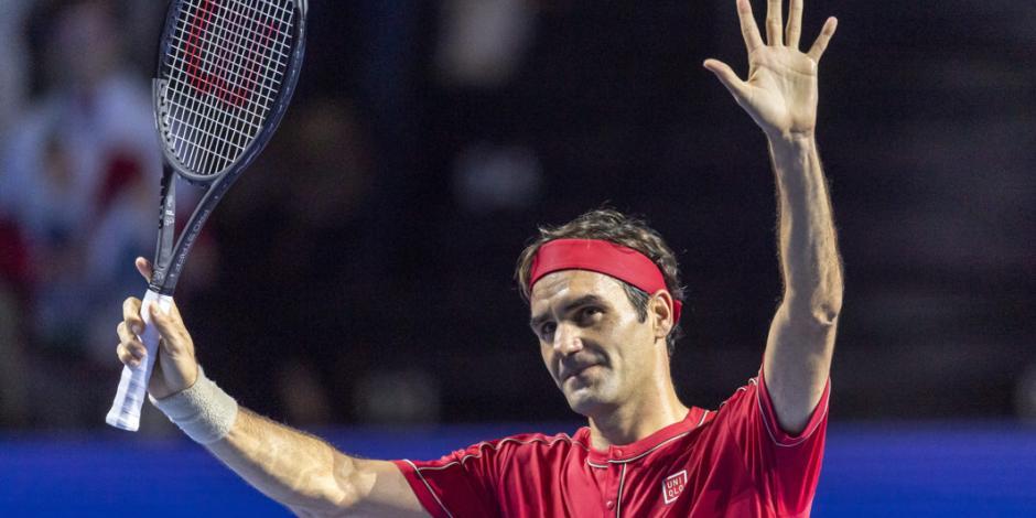 Roger Federer logra su victoria 1,500 en certámenes de la ATP