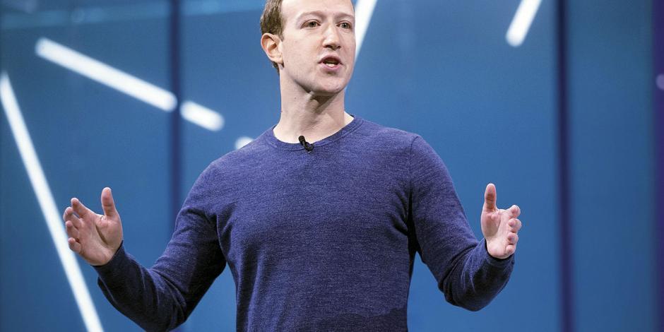 Señalan a CEO de Facebook por la filtración de los datos