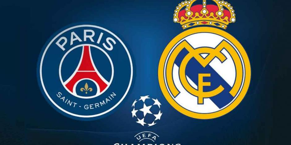 EN VIVO:  PSG vs Real Madrid: dónde ver, Fase de Grupos, Champions League