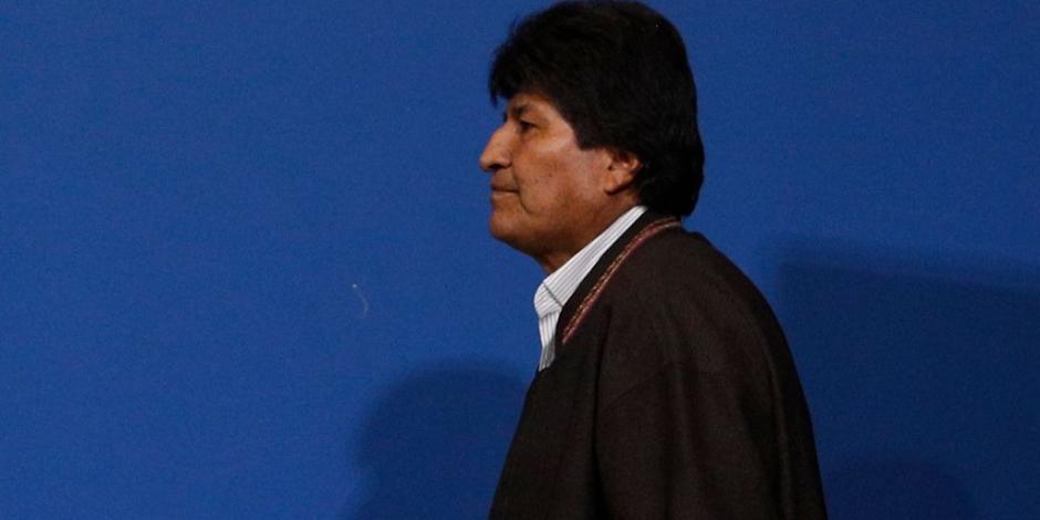 Ante rumores, Evo Morales anuncia que se queda en Bolivia