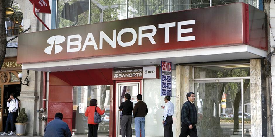Banorte eleva 26% su cartera de crédito