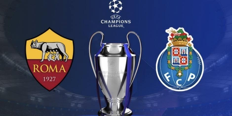 ROMA vs PORTO: Previo y dónde ver, 8vos de final, Champions League