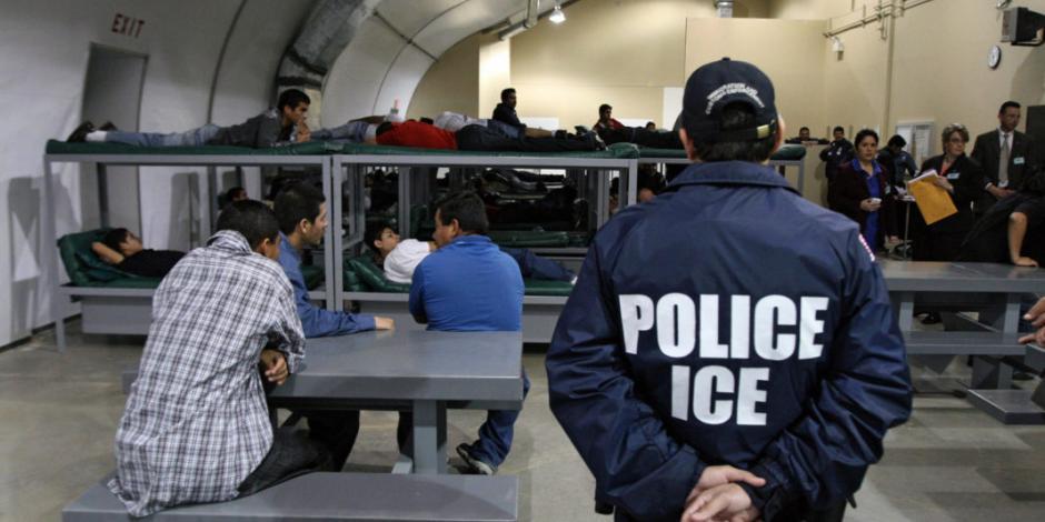 Lesión cerebral por alcoholismo severo, causa de muerte de mexicano detenido: ICE