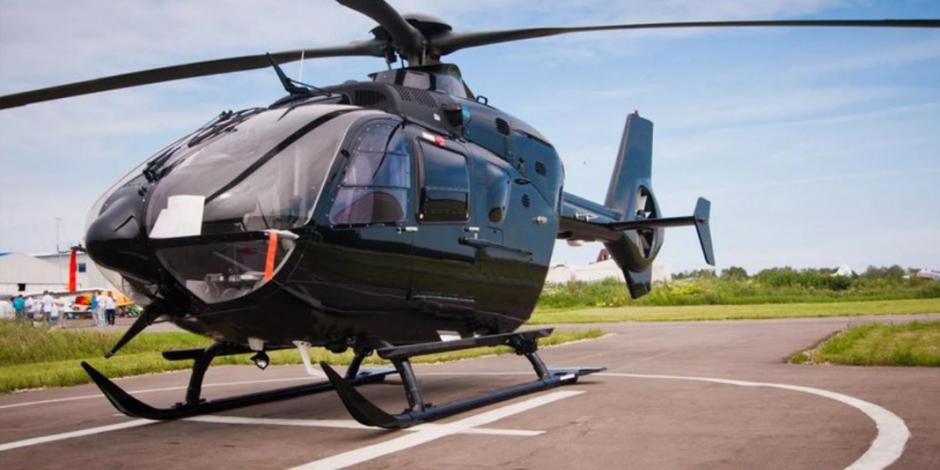 Uber inaugura su servicio de helicópteros en EU