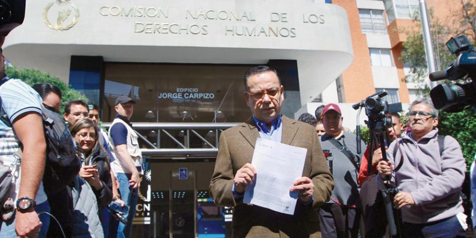Auditoría atora atención en caso Guardería ABC; va IMSS a CNDH