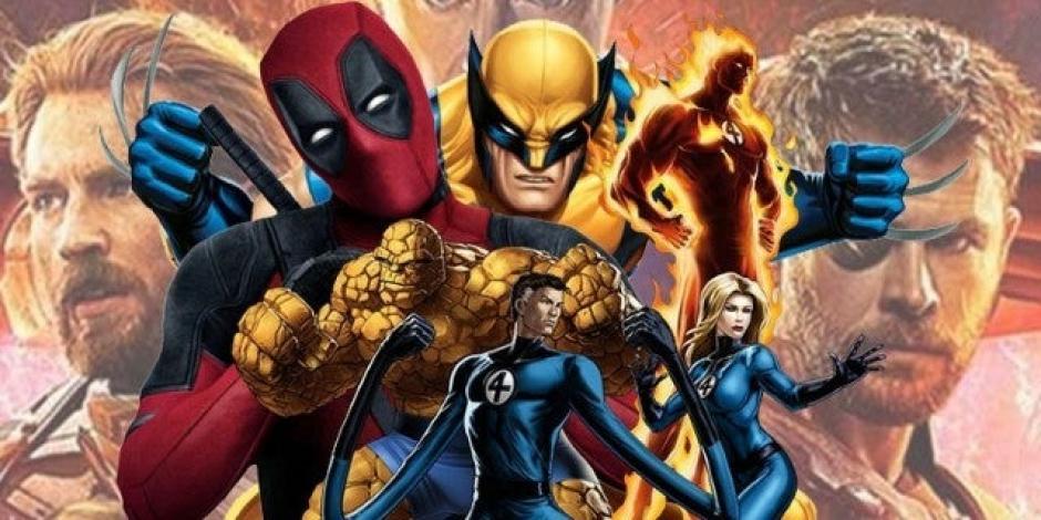 Fox planeó una película que incluía a X-Men, Fantastic Four y Deadpool