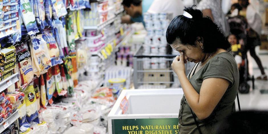 Inflación en Argentina llega a 47.6%