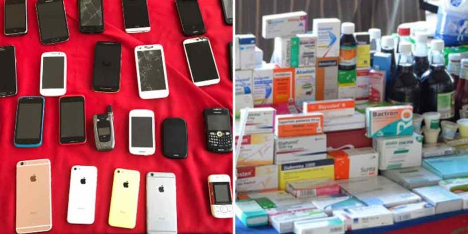 Queda prohibida venta de celulares y medicamentos en tianguis capitalinos