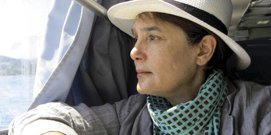 """""""La literatura puede cambiar realidades"""": Safaa Fathy"""