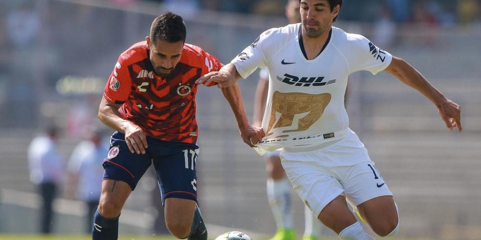Pumas y Veracruz no se hacen daño en su debut en el Clausura 2019; empatan 0-0