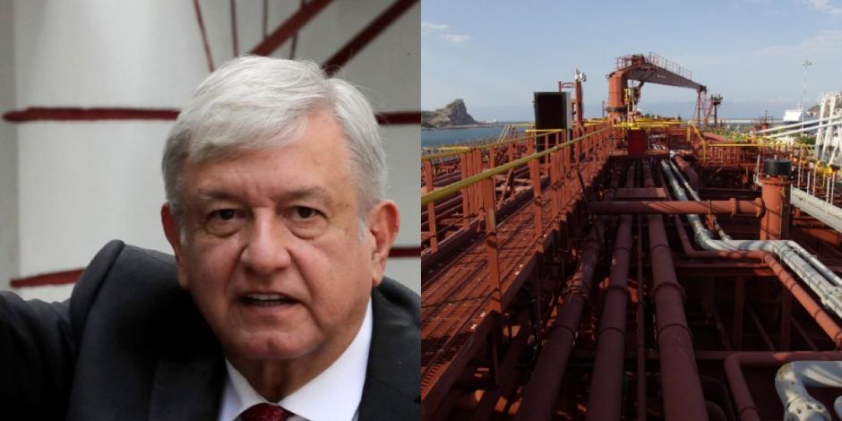 AMLO denuncia sabotaje en ducto de Pemex que abastece a la CDMX