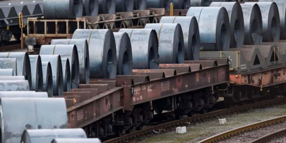 EU acusa a México de 'dumping' en acero y anuncia aranceles del 18%