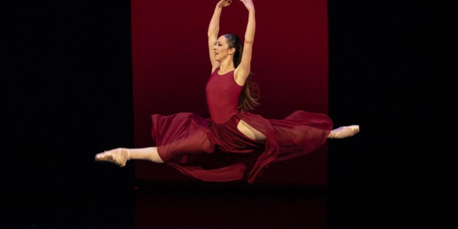 Compañía Nacional de Danza sorprende con gala contemporánea