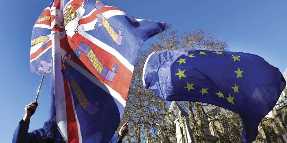 Adiós de Reino Unido marca la euroelección