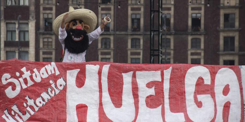 Instan investigadores de la UAM a destrabar huelga
