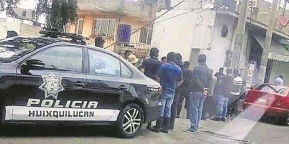 Repuntan robos en Huixquilucan, principalmente a negocios