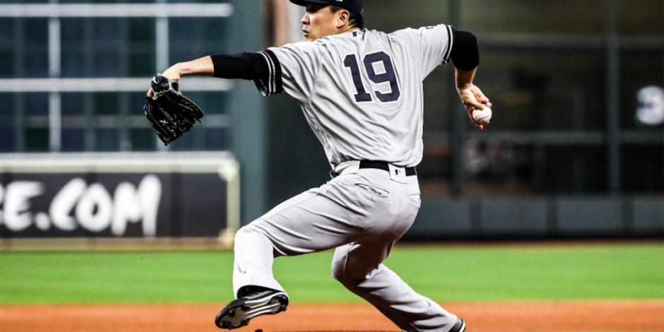 Con jonrones y una faena de pitcheo, Yankees vence a Astros
