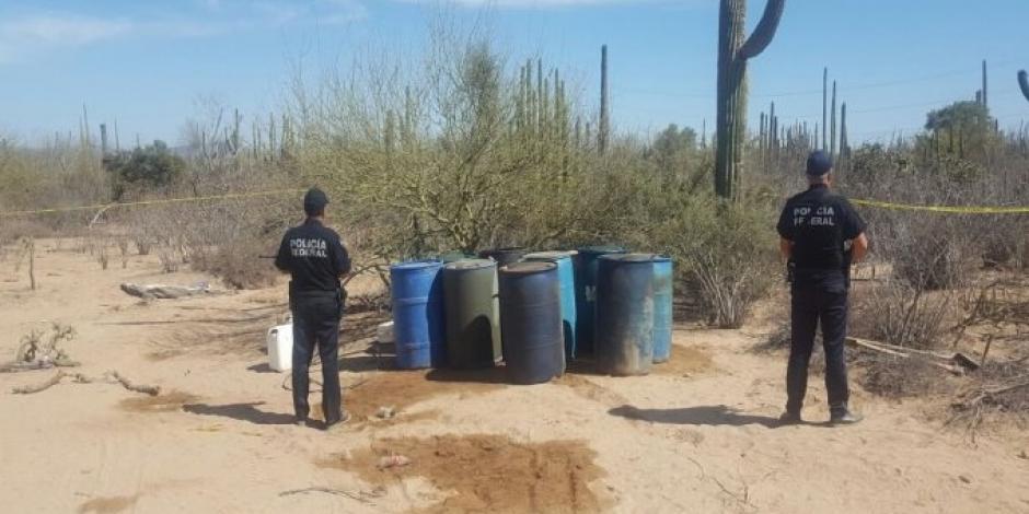 Federales aseguran 10 tomas clandestinas en cuatro estados